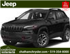 2021 Jeep Cherokee Trailhawk (Stk: ) in Chatham - Image 2 of 2
