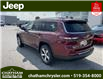 2021 Jeep Grand Cherokee L Limited (Stk: N05108) in Chatham - Image 3 of 16