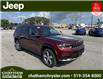 2021 Jeep Grand Cherokee L Limited (Stk: N05108) in Chatham - Image 7 of 16