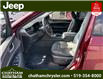 2021 Jeep Grand Cherokee L Limited (Stk: N05108) in Chatham - Image 12 of 16