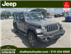 2021 Jeep Wrangler Unlimited Sport (Stk: N05117) in Chatham - Image 7 of 18