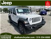 2021 Jeep Wrangler Unlimited Sport (Stk: N05126) in Chatham - Image 7 of 16