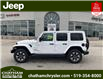 2021 Jeep Wrangler Unlimited Sahara (Stk: N05177) in Chatham - Image 2 of 18