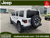 2021 Jeep Wrangler Unlimited Sahara (Stk: N05177) in Chatham - Image 3 of 18