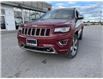 2015 Jeep Grand Cherokee Overland (Stk: 5504A) in Gloucester - Image 1 of 19