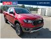 2021 Ford Ranger XLT (Stk: 21T115) in Quesnel - Image 1 of 15