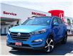 2016 Hyundai Tucson Limited (Stk: P21-148) in Vernon - Image 1 of 19