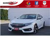 2017 Honda Civic Touring (Stk: P21-205) in Vernon - Image 1 of 29