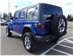 2018 Jeep Wrangler Unlimited Sahara (Stk: CBN008A) in Lloydminster - Image 17 of 22