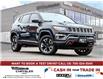2017 Jeep Compass Trailhawk (Stk: U1351) in Lindsay - Image 1 of 30