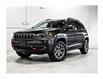 2021 Jeep Cherokee Trailhawk (Stk: 21J034) in Kingston - Image 1 of 30