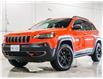 2021 Jeep Cherokee Trailhawk (Stk: 21J016) in Kingston - Image 1 of 30