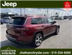 2021 Jeep Grand Cherokee L Limited (Stk: N05108) in Chatham - Image 5 of 16
