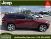 2021 Jeep Grand Cherokee L Limited (Stk: N05108) in Chatham - Image 6 of 16
