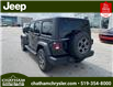 2021 Jeep Wrangler Unlimited Sport (Stk: N05123) in Chatham - Image 3 of 16