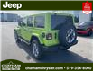 2021 Jeep Wrangler Unlimited Sahara (Stk: N05142) in Chatham - Image 3 of 20
