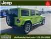 2021 Jeep Wrangler Unlimited Sahara (Stk: N05142) in Chatham - Image 5 of 20