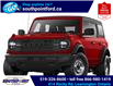2021 Ford Bronco Outer Banks (Stk: SBR7094) in Leamington - Image 1 of 3