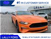 2021 Ford Mustang EcoBoost (Stk: MU27347) in Tilbury - Image 1 of 16