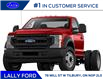 2022 Ford F-550 Chassis XLT (Stk: FF27919) in Tilbury - Image 2 of 2