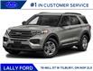 2021 Ford Explorer XLT (Stk: EX27952) in Tilbury - Image 1 of 9