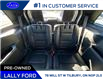 2019 Ford Explorer XLT (Stk: 27835A) in Tilbury - Image 20 of 21
