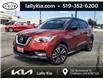 2019 Nissan Kicks SV (Stk: K4213) in Chatham - Image 1 of 22