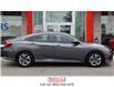 2016 Honda Civic Sedan BLUETOOTH   HEATED SEATS   BACK UP (Stk: R9840) in St. Catharines - Image 2 of 21