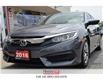 2016 Honda Civic Sedan BLUETOOTH   HEATED SEATS   BACK UP (Stk: R9840) in St. Catharines - Image 12 of 21