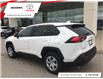 2020 Toyota RAV4 LE (Stk: 07163A) in Barrie - Image 4 of 14