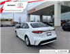 2021 Toyota Corolla LE (Stk: 12175) in Barrie - Image 3 of 11