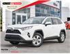 2021 Toyota RAV4 XLE (Stk: 208673) in Milton - Image 1 of 23