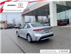 2021 Toyota Corolla L (Stk: 12843A) in Barrie - Image 3 of 11