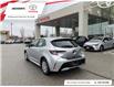 2021 Toyota Corolla Hatchback Base (Stk: 12094) in Barrie - Image 3 of 12