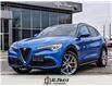 2018 Alfa Romeo Stelvio ti (Stk: U609) in Oakville - Image 1 of 30