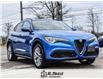 2018 Alfa Romeo Stelvio ti (Stk: U609) in Oakville - Image 8 of 30