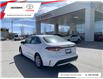 2021 Toyota Corolla LE (Stk: 10743) in Barrie - Image 3 of 11