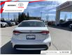 2021 Toyota Corolla LE (Stk: 10743) in Barrie - Image 4 of 11