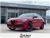 2021 Alfa Romeo Stelvio Quadrifoglio (Stk: 512AR) in Oakville - Image 1 of 16