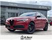 2021 Alfa Romeo Stelvio ti (Stk: 520AR) in Oakville - Image 1 of 16