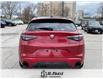 2021 Alfa Romeo Stelvio ti (Stk: 520AR) in Oakville - Image 3 of 16