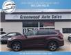 2017 Toyota Highlander LE (Stk: 17-23827) in Greenwood - Image 1 of 18