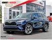 2021 Toyota Highlander XLE (Stk: 542566) in Milton - Image 1 of 10