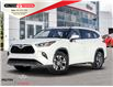 2021 Toyota Highlander XLE (Stk: 544093) in Milton - Image 1 of 10