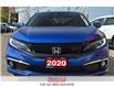2020 Honda Civic Sedan Touring CVT (Stk: H19360A) in St. Catharines - Image 3 of 24
