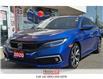 2020 Honda Civic Sedan Touring CVT (Stk: H19360A) in St. Catharines - Image 13 of 24