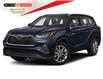 2021 Toyota Highlander Hybrid Limited (Stk: 051449) in Milton - Image 1 of 9