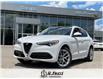 2021 Alfa Romeo Stelvio ti (Stk: 545AR) in Oakville - Image 1 of 17