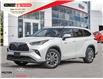 2021 Toyota Highlander Hybrid Limited (Stk: 052145) in Milton - Image 1 of 10