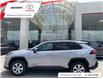 2021 Toyota RAV4 LE (Stk: 16391) in Barrie - Image 2 of 11